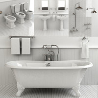 Classical Bathroom Set